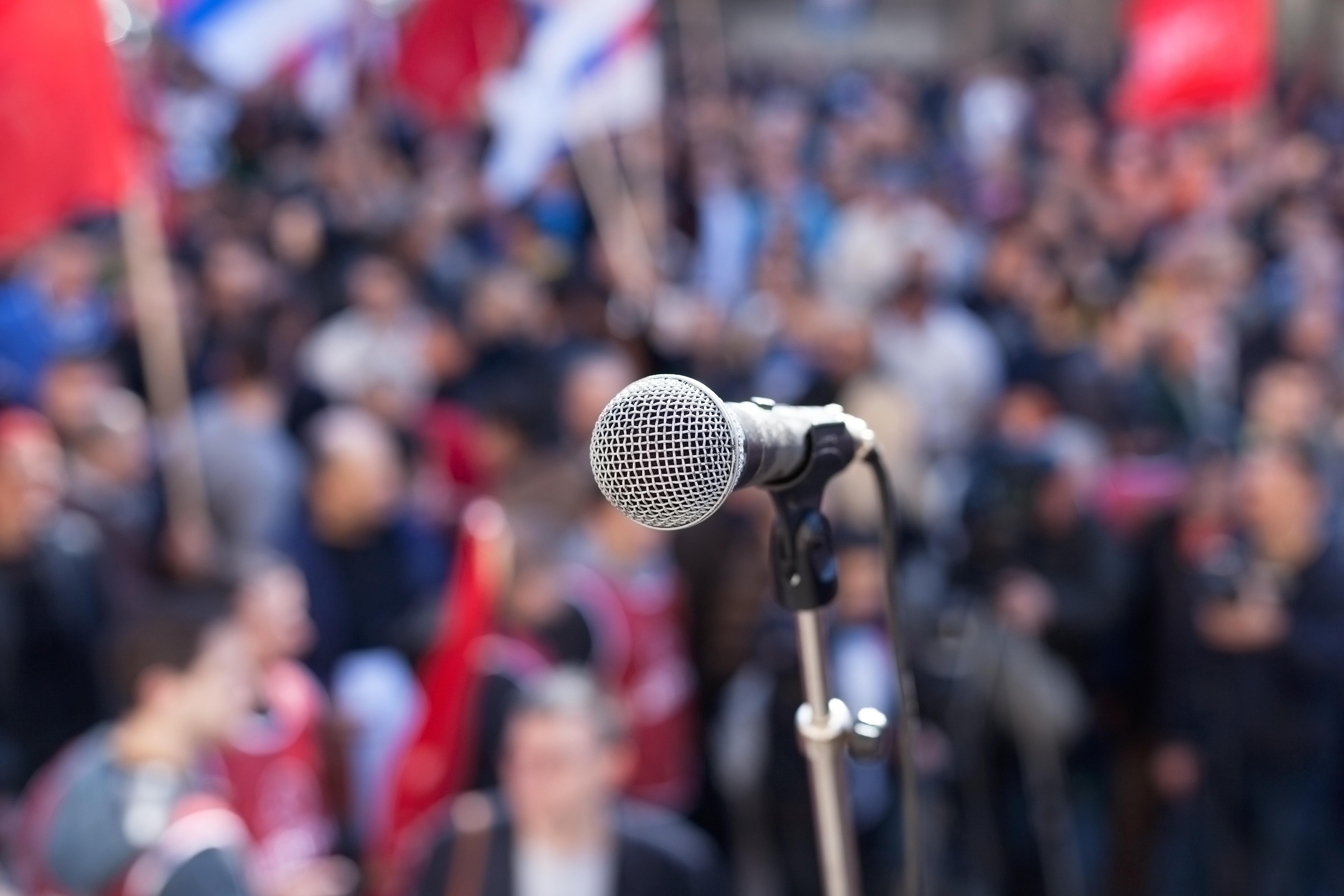 campañas políticas en redes sociales